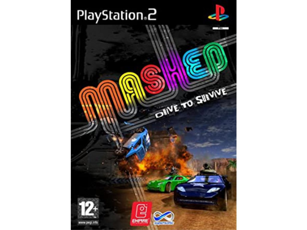 PS2 Mashed