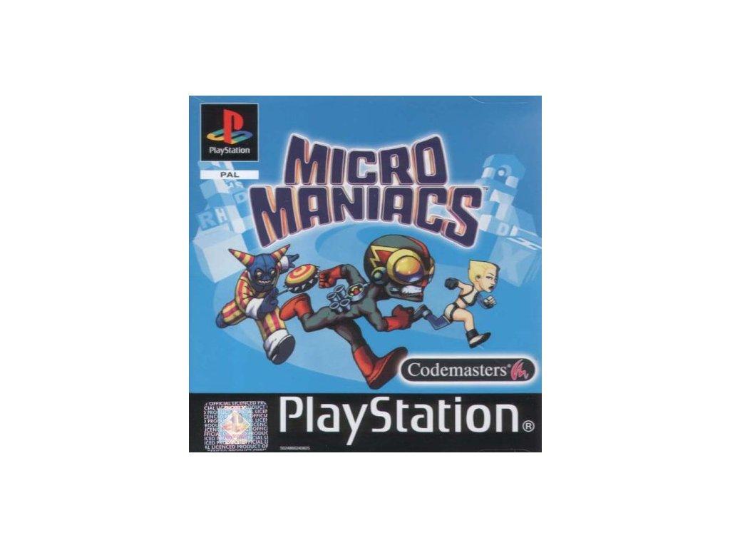 PS1 m icro maniacs