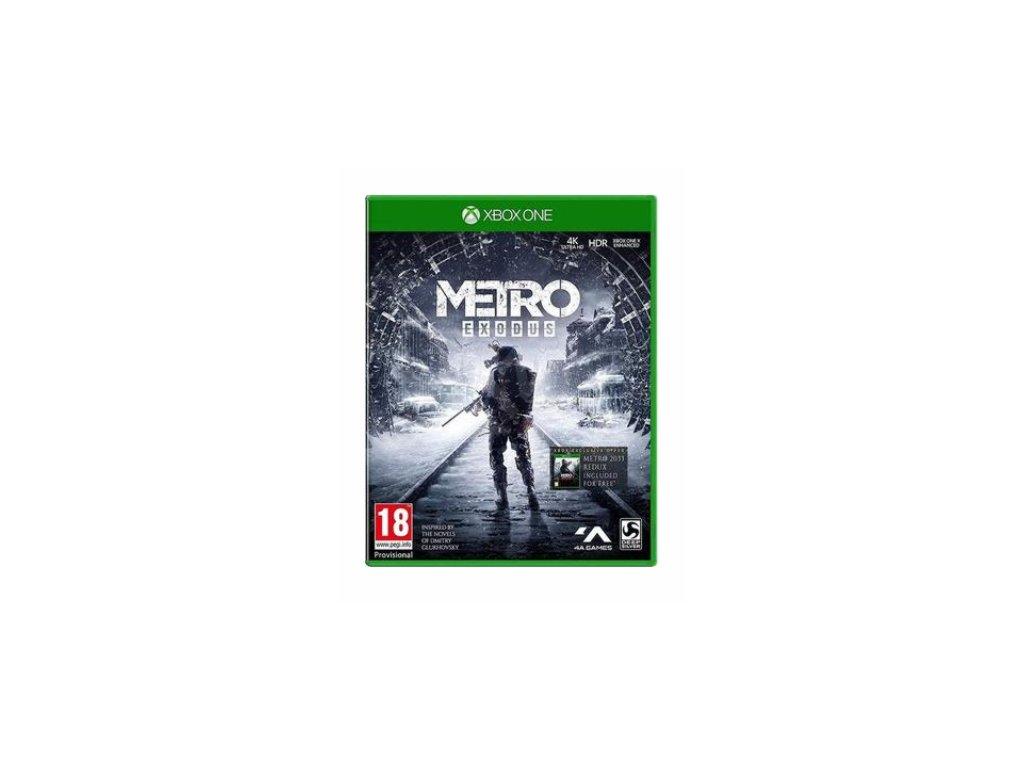 XBOX ONE Metro Exodus (D1 Edition)