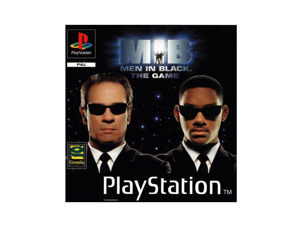 PS1 Men in Black: The Game