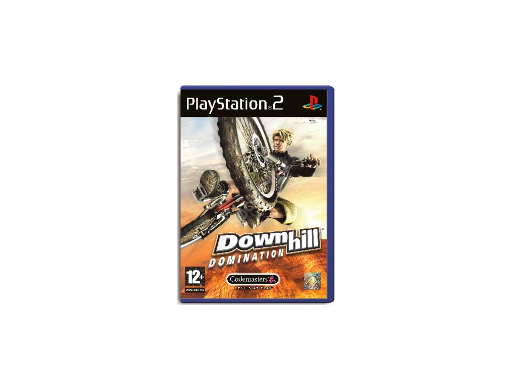 PS2 downhill domination