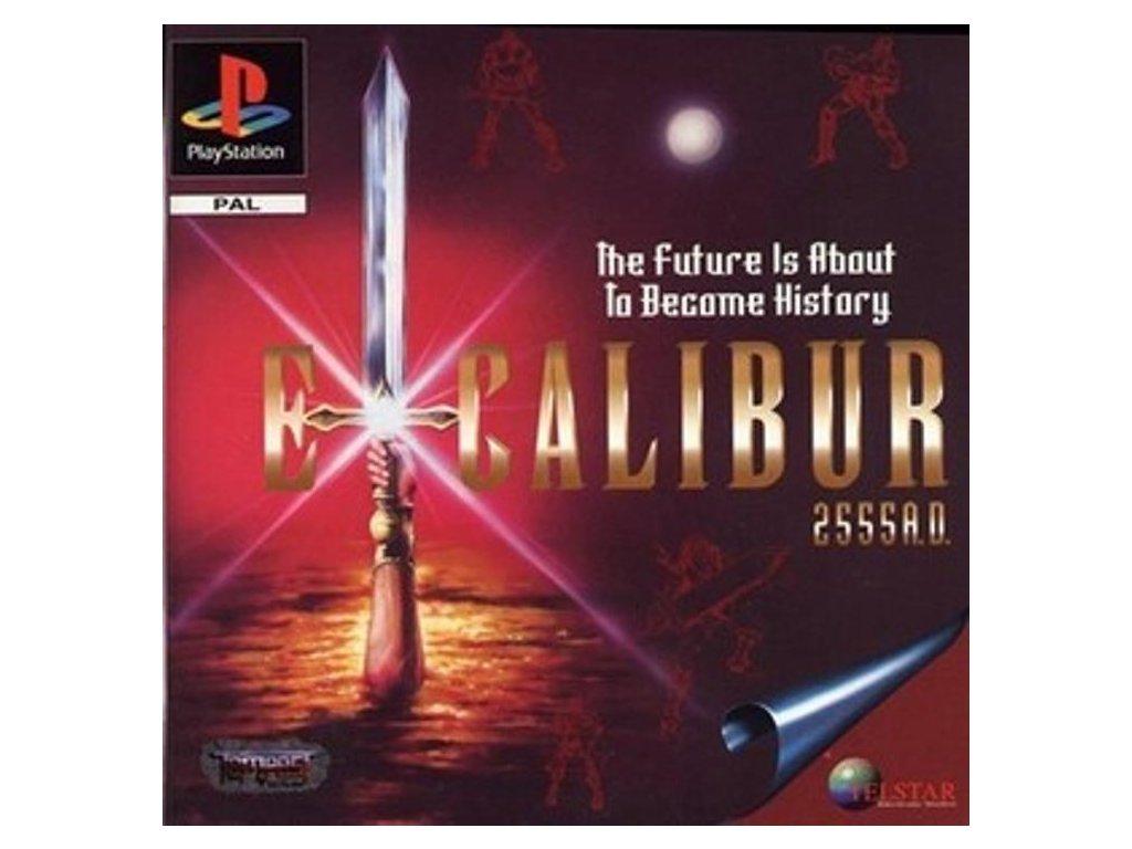 PS1 Excalibur 2555 ad
