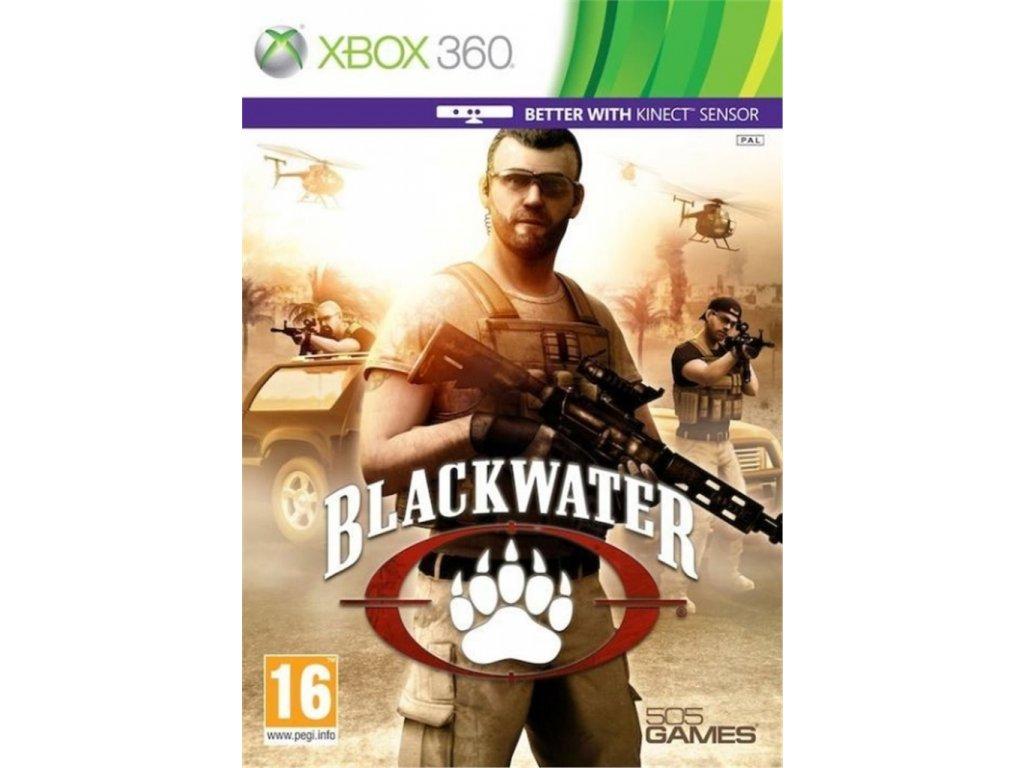 XBOX 360 Blackwater