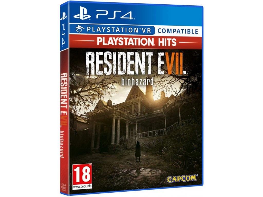 PS4 Resident Evil 7 Biohazard PS4