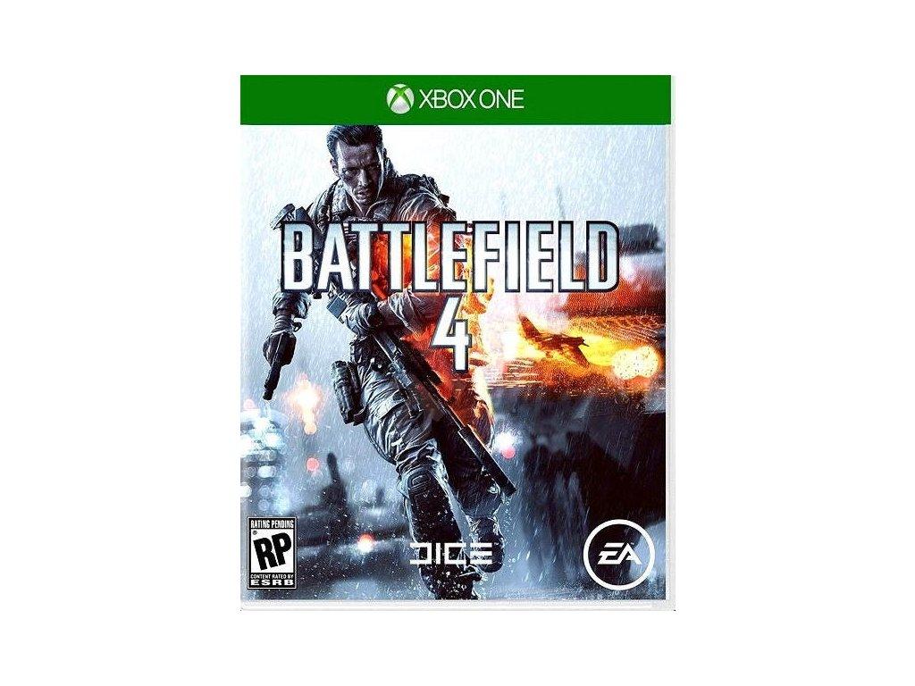 XBOX ONE  Battlefield 4 (nová)