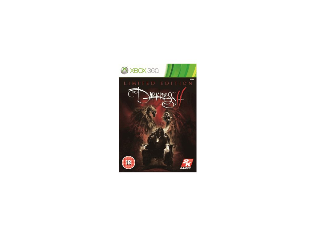 XBOX 360 The Darkness II
