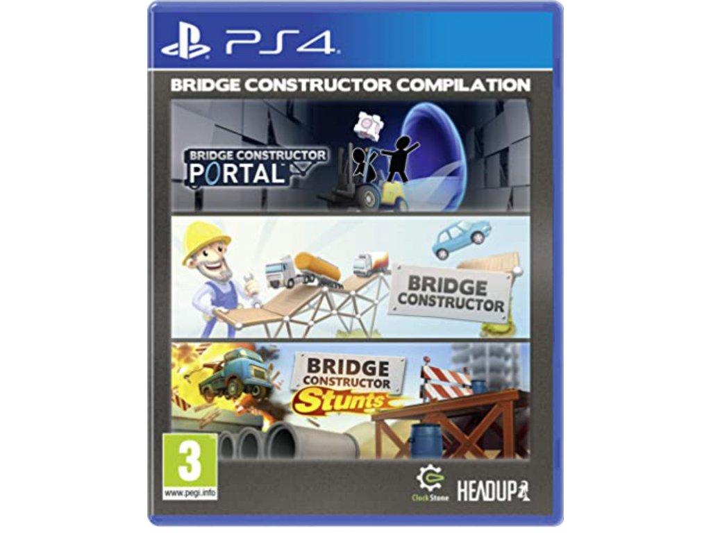 PS4 Bridge Constructor Compilation
