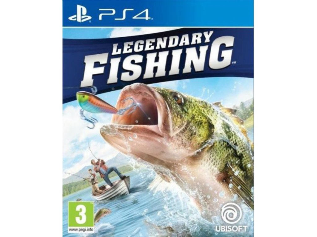 PS4 Legendary Fishing PS4