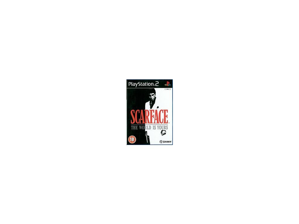 PS2 scarface