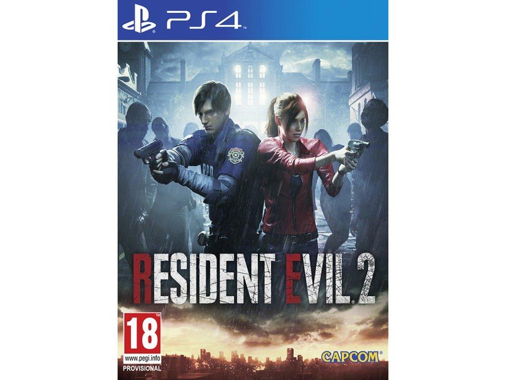 PS4 Resident Evil 2 (nová)