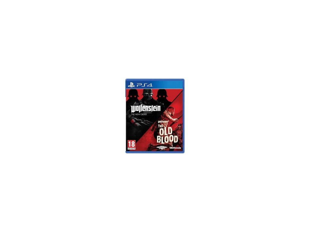 Wolfenstein The New Order and The Old Blood (PS4)