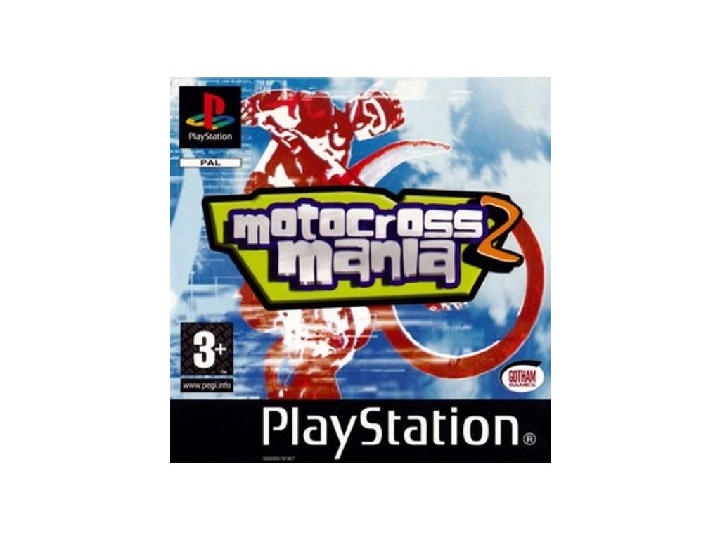 PS1 motocross mania 2