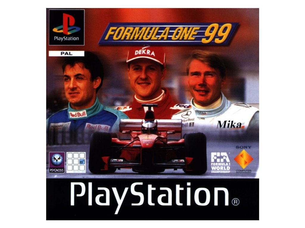 PS1 F1One 99
