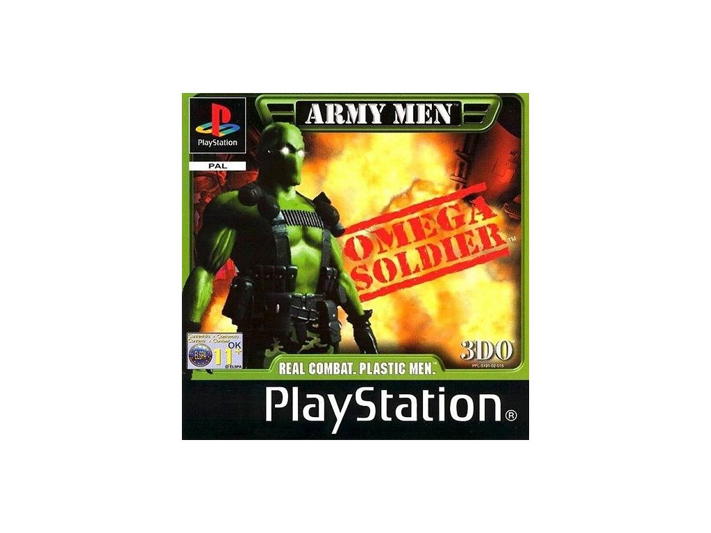 PS1 Army Men: Omega Soldier