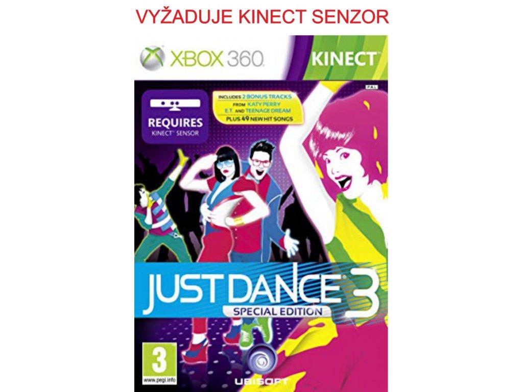 XBOX 360 Just Dance 3