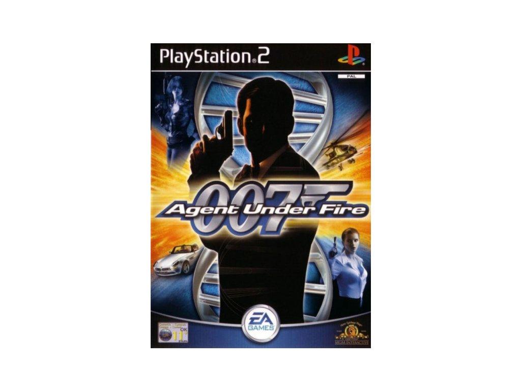 PS2 James Bond 007: Agent Under Fire