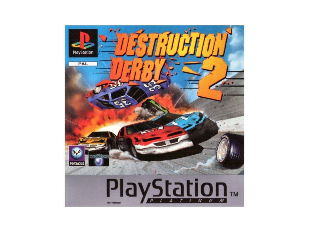 ps1 destruction derby