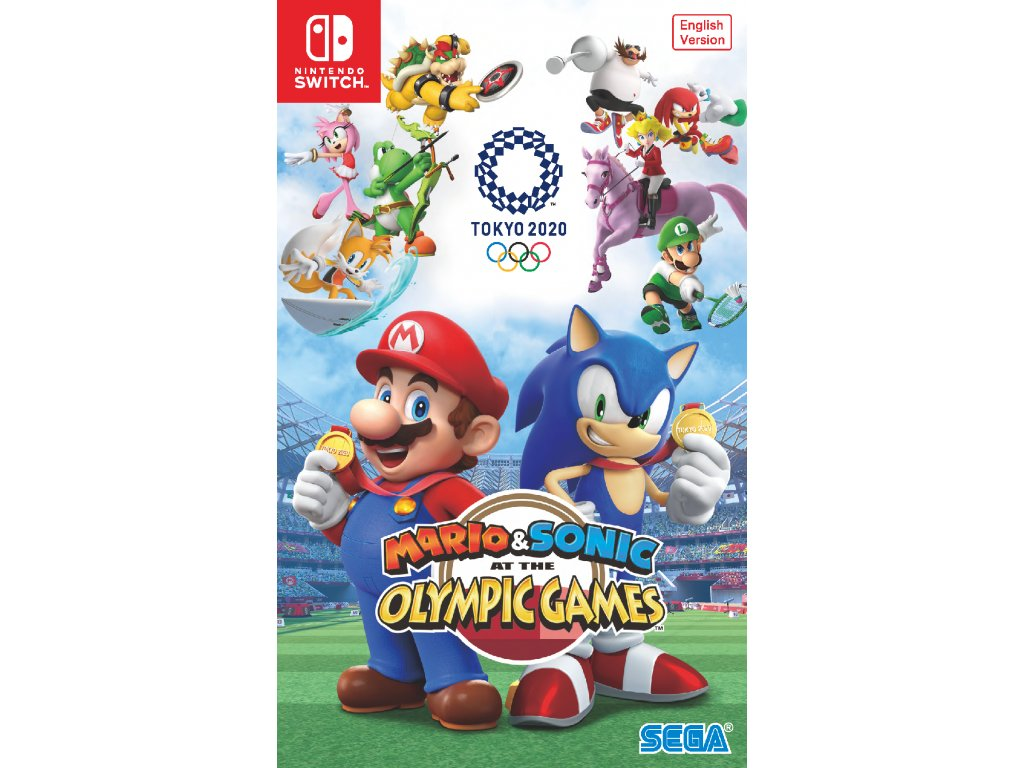 switch mario at olympic games