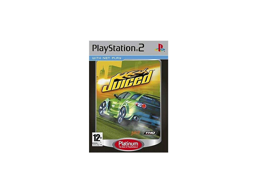 PS2 Juiced Platinum