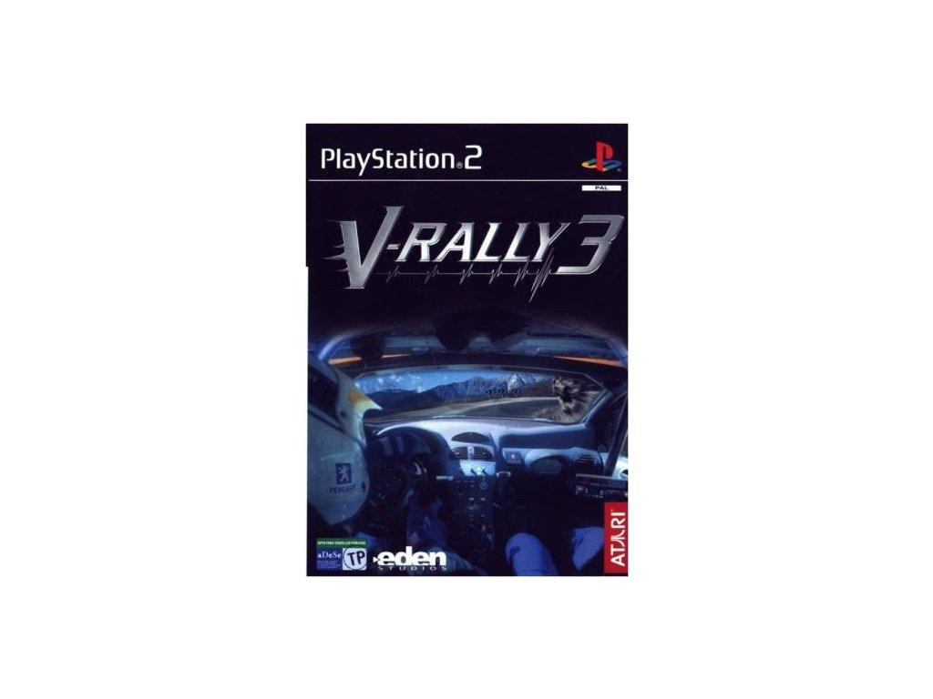 V Rally 3 ps2