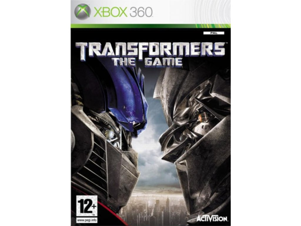 XBOX 360 Transformers: The Game