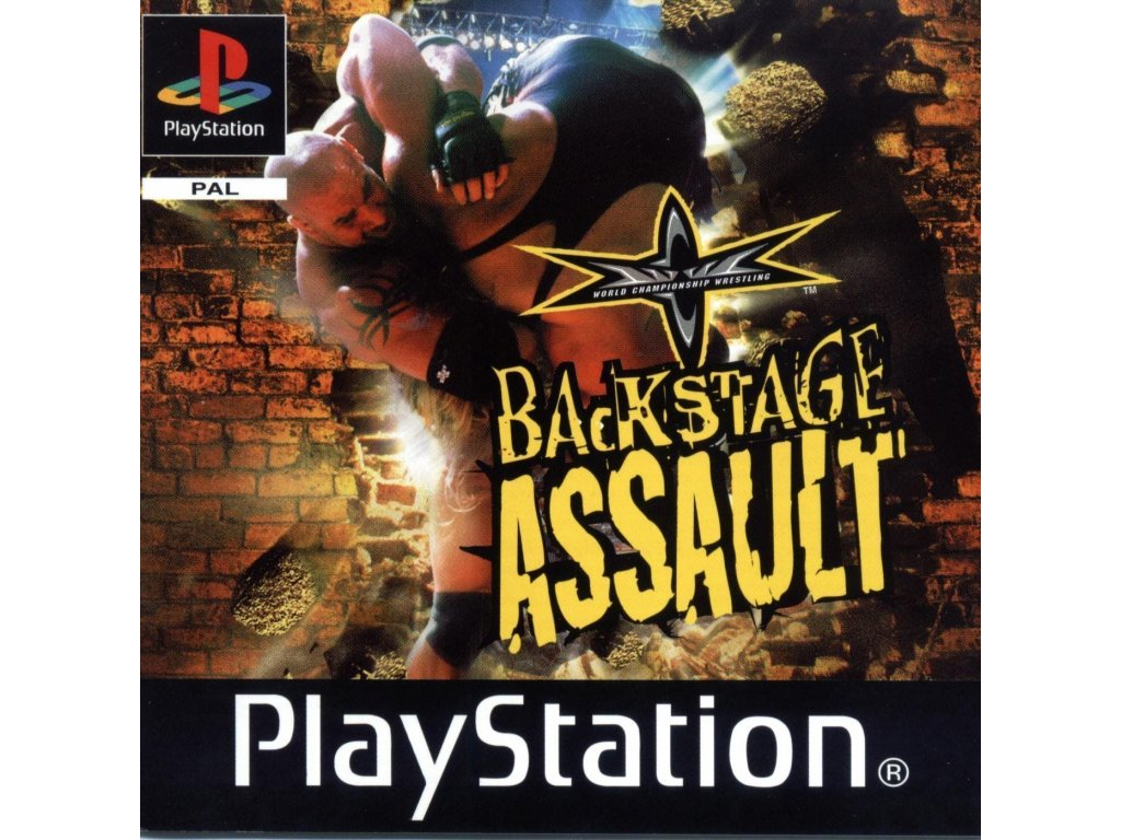 PS1 backstage assault