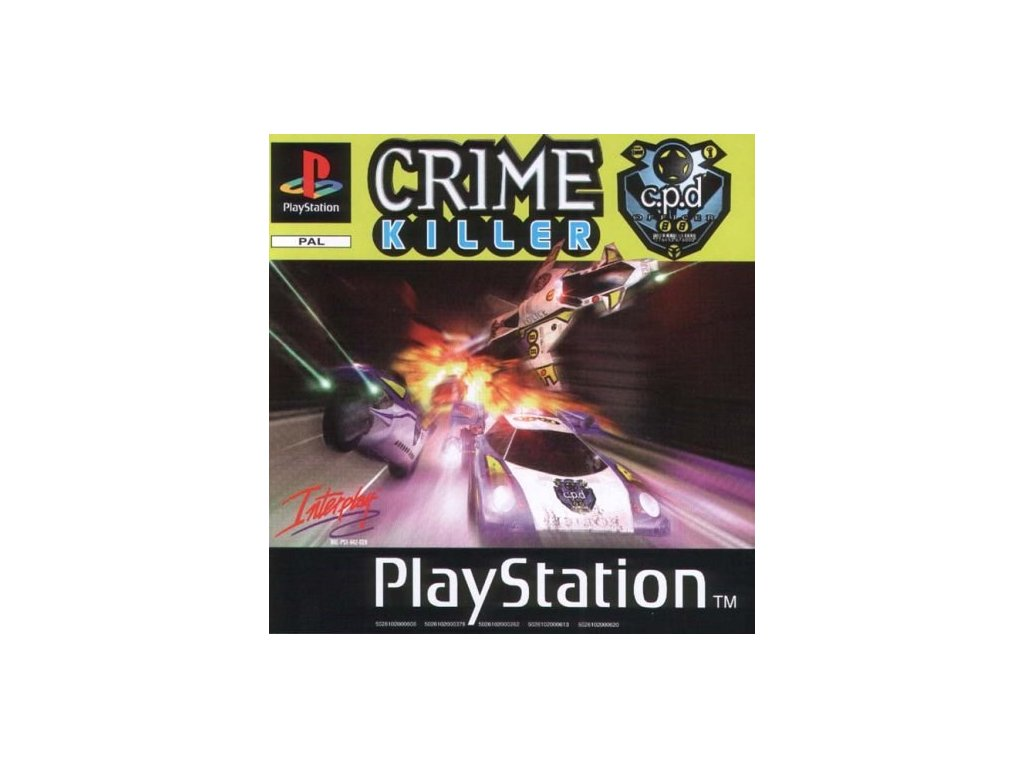 ps1 crime killer