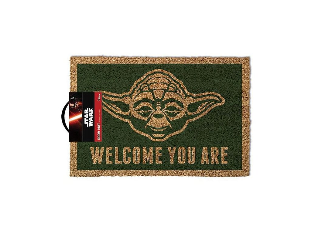 Star Wars Yoda (Welcome You Are)