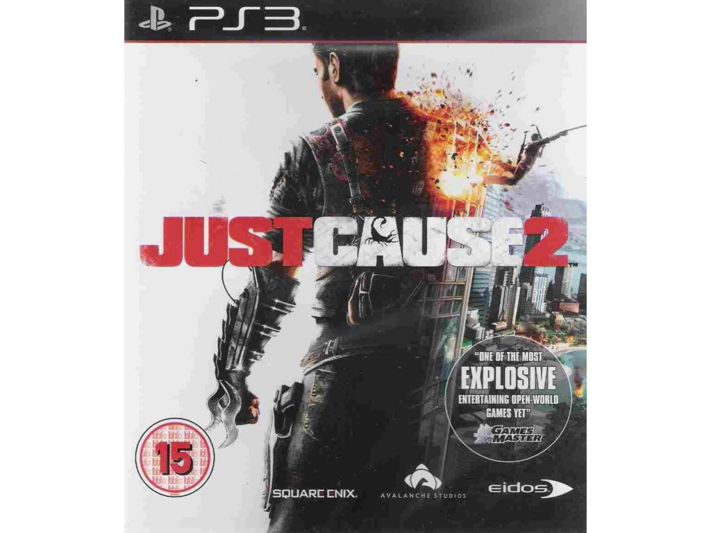 PS3 Just Cause 2