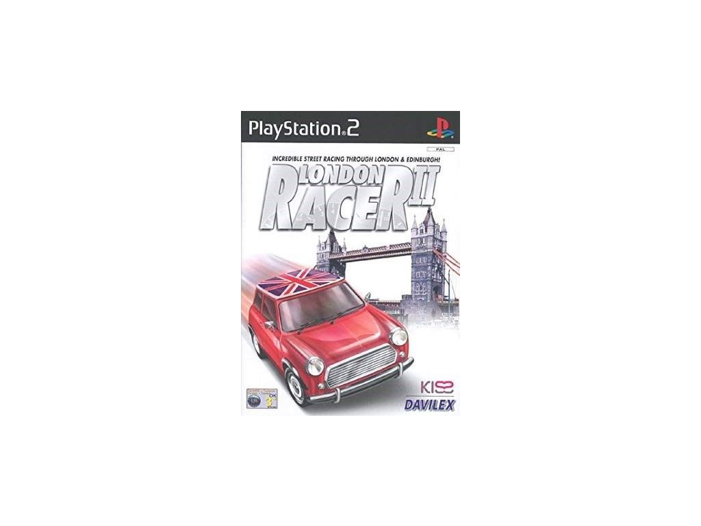 ps2 london racer 2