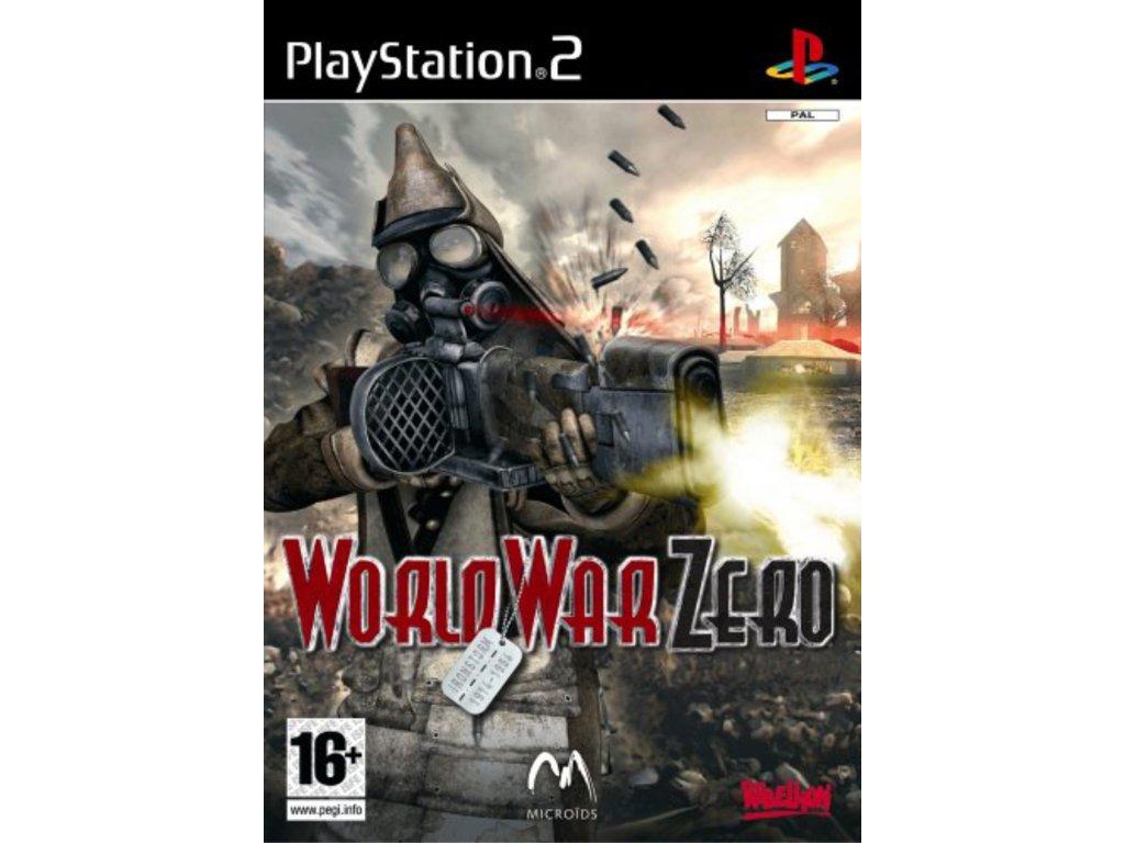 PS2 World War Zero IronStorm
