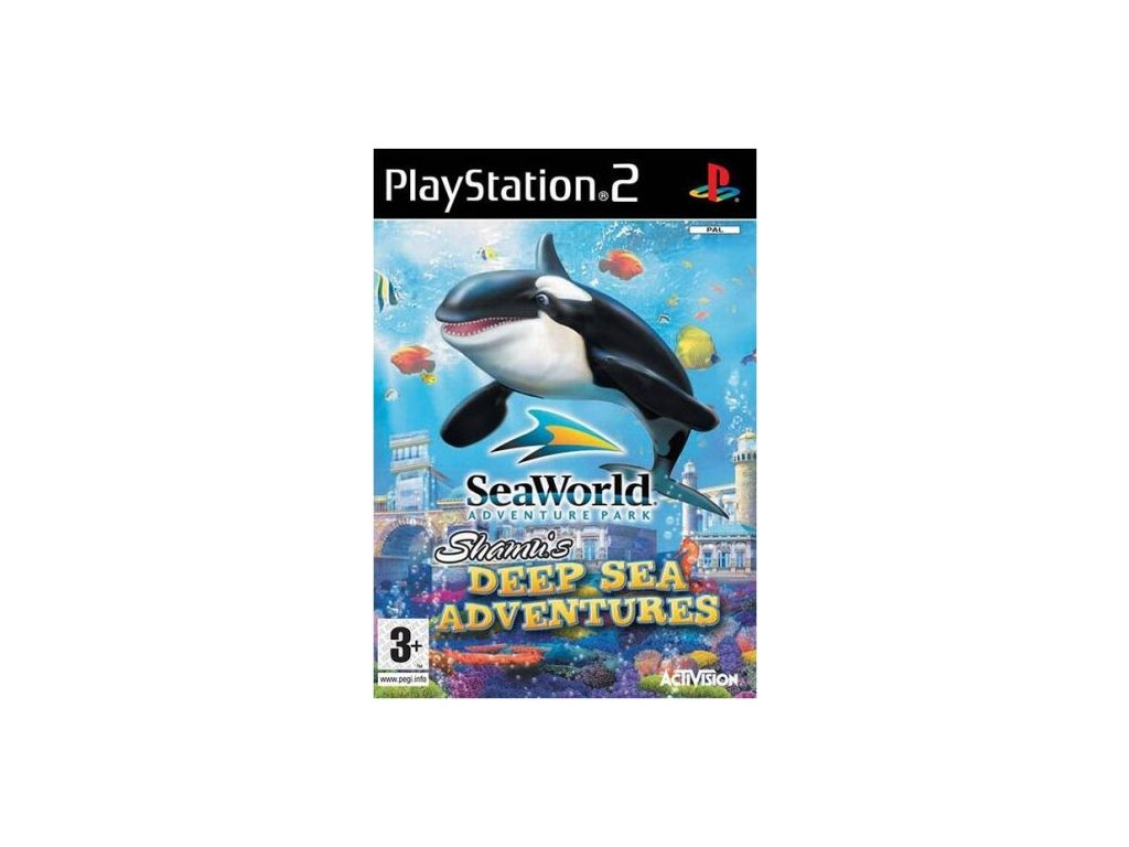 Shamu´s Deep Sea Adventures