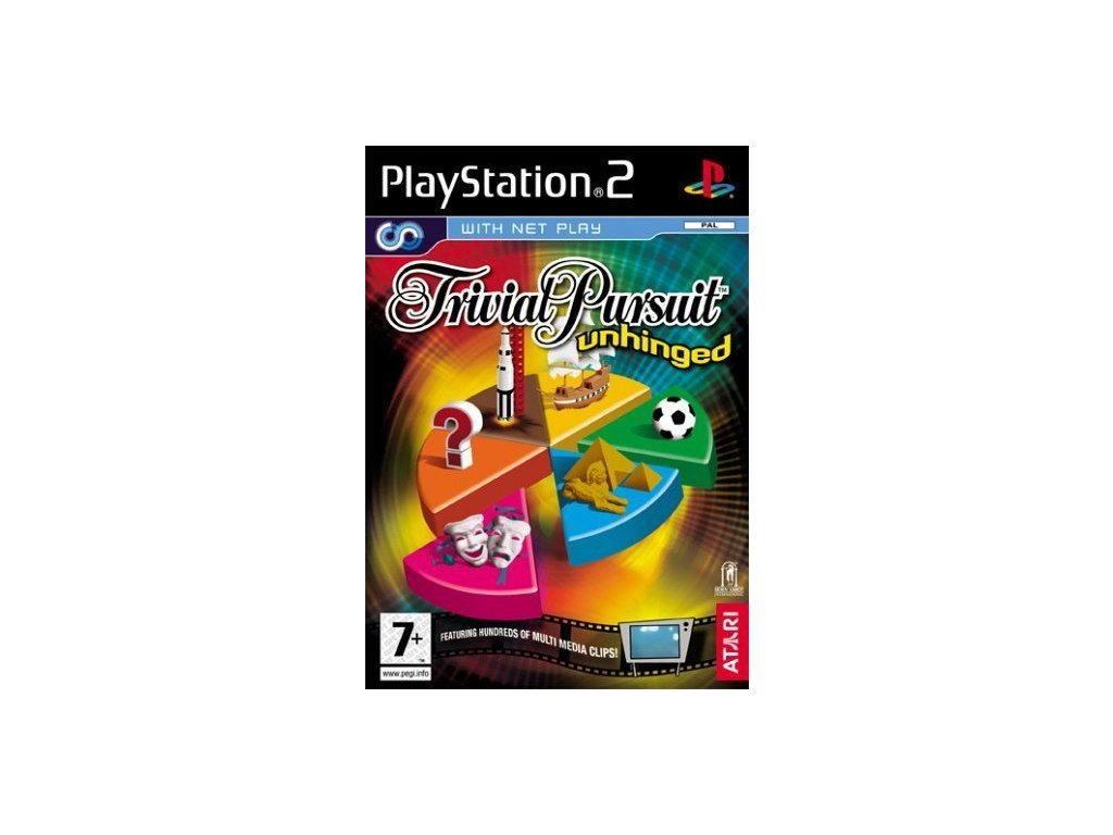 Trivial Pursuit Unhinged ps2