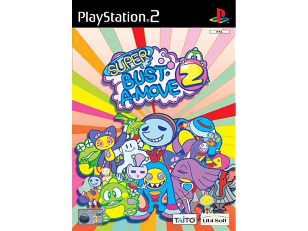PS2 Super Bust A Move 2