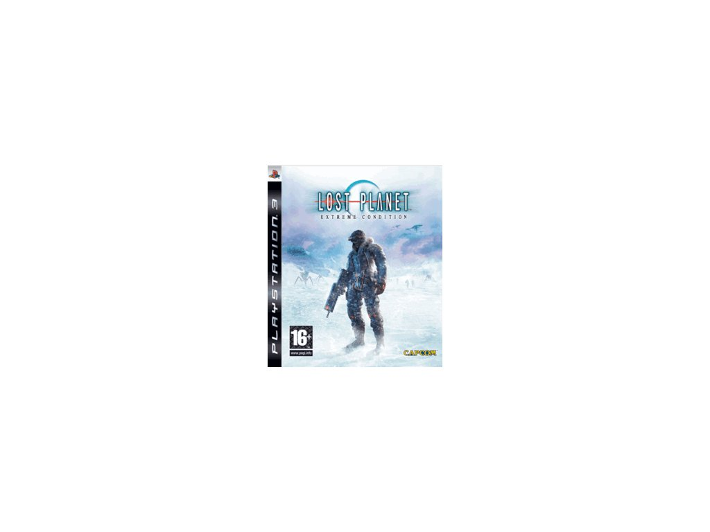 PS3 Lost Planet: Extreme Condition