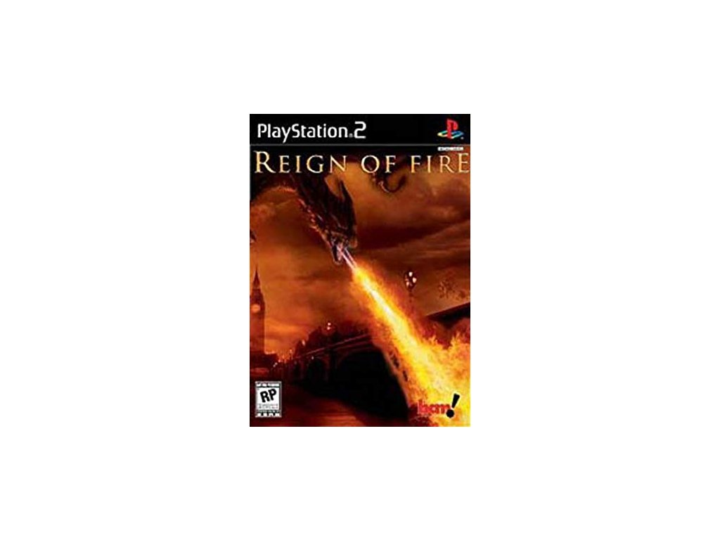 PS2 Reign of Fire