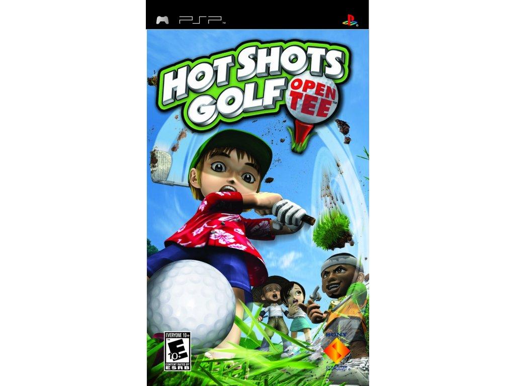 Hot Shots Golf Open Tee