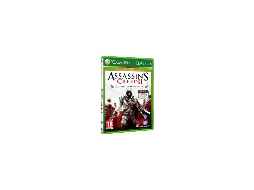 XBOX 360 Assassin's Creed II GOTY