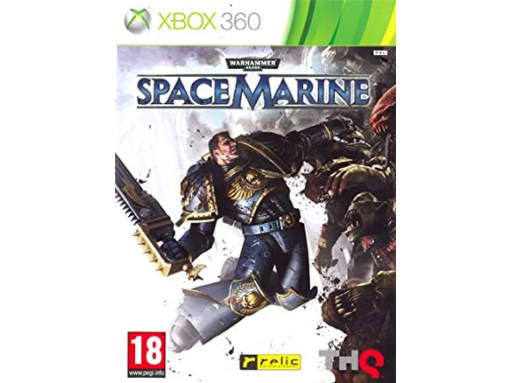 XBOX 360 Warhammer 40.000 Space Marinee