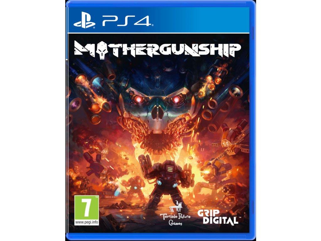 PS4 Mothergunship PS4