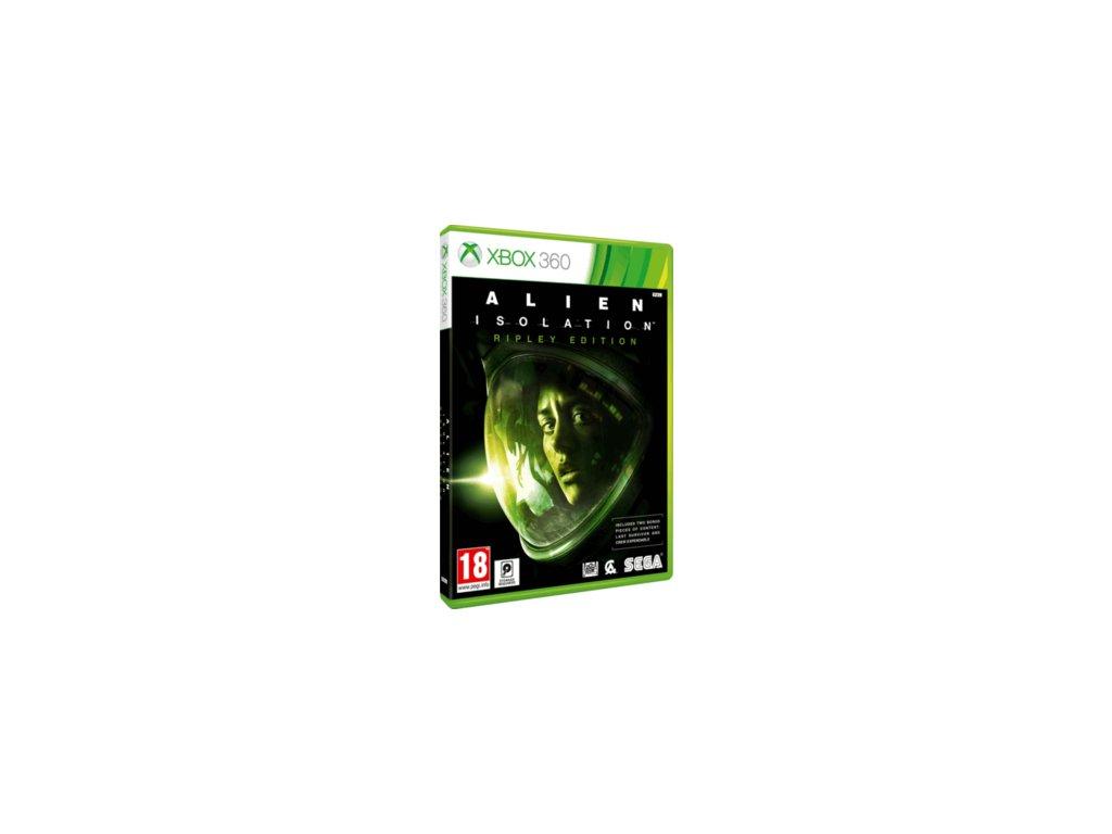 XBOX 360 Alien Isolation Nostromo edition