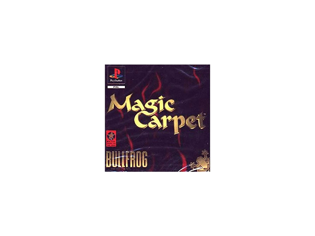 PS1 Magic carpet