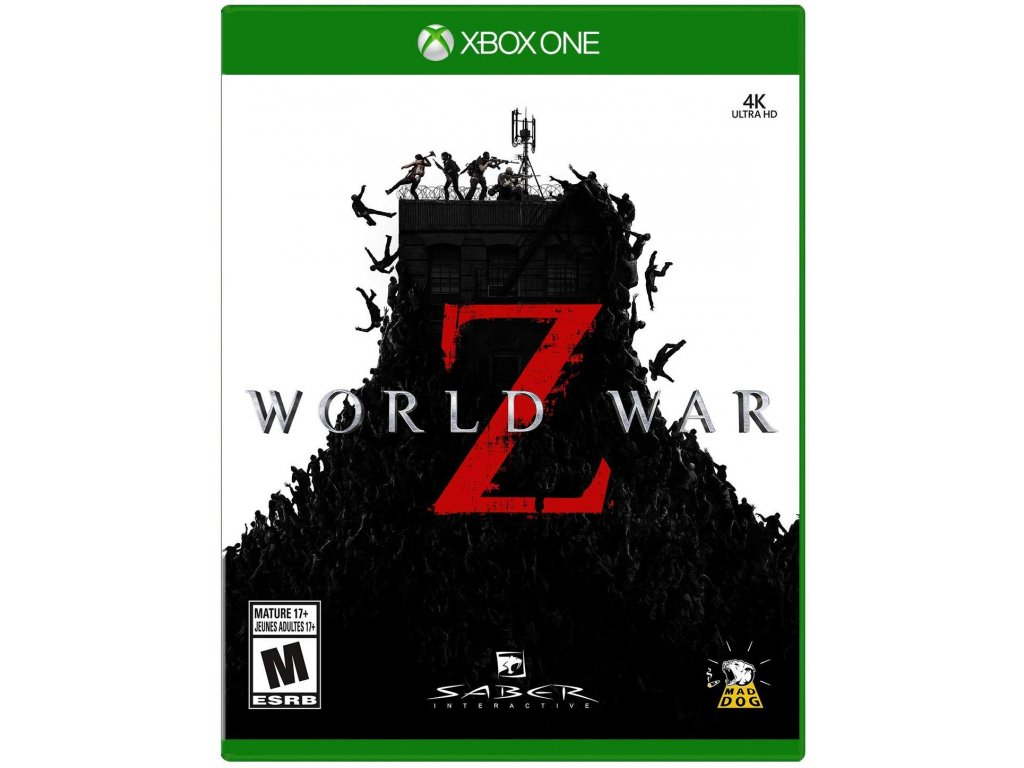 xbox one world war z