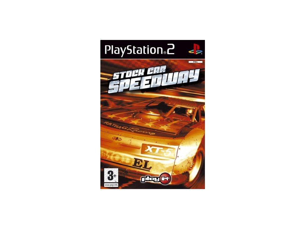 Stock Car Speedway (PS2)