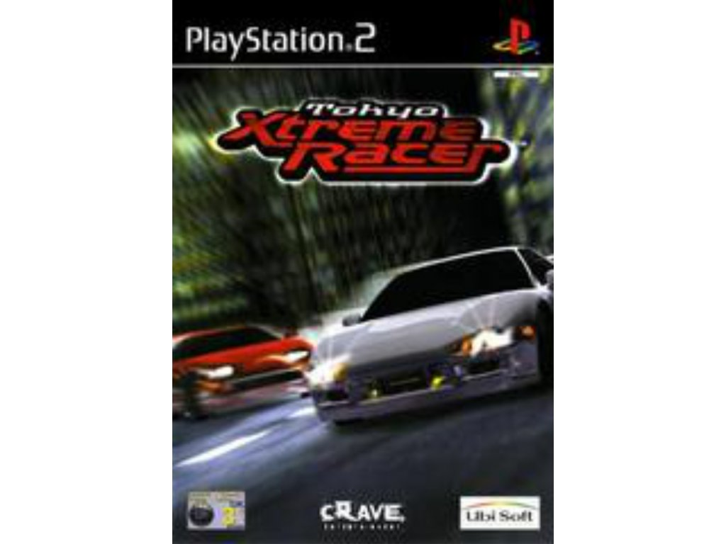 PS2 Tokyo Xtreme Racer