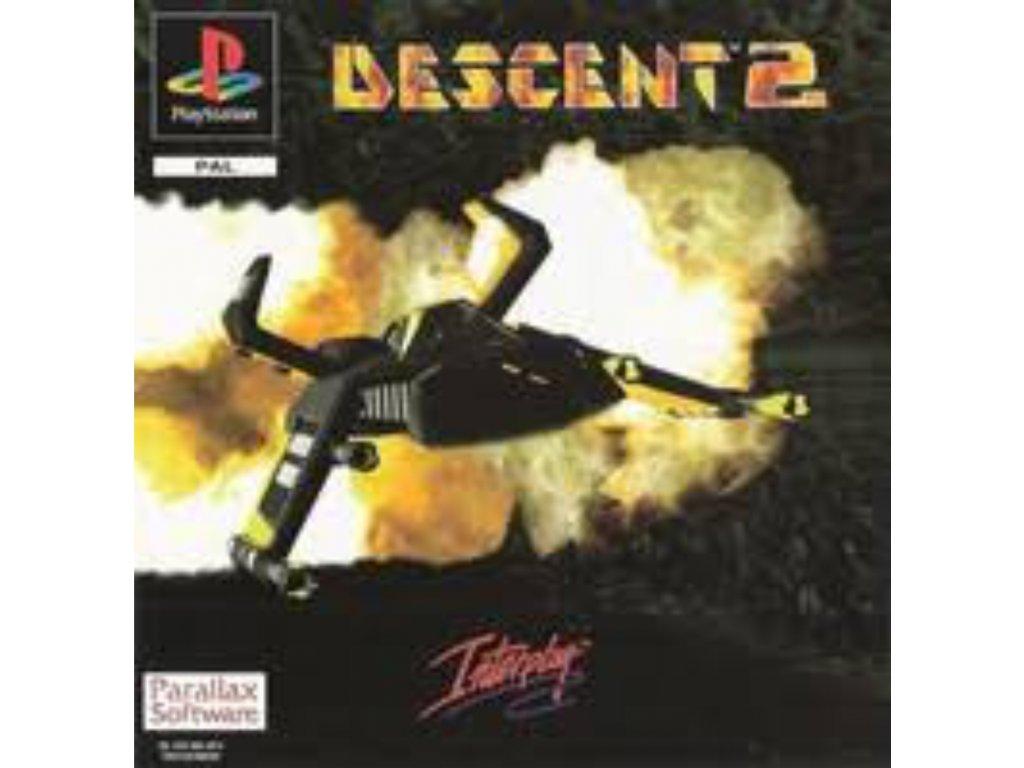 PS1 Descent II