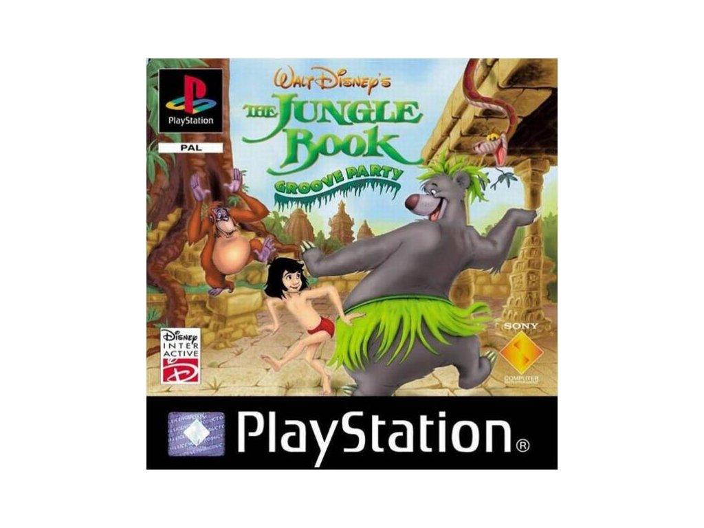 ps1 junglebook