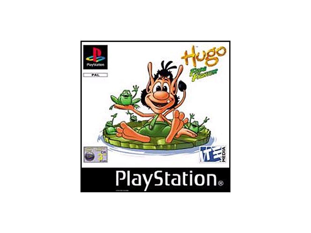 PS1 Hugo Frog Fighter
