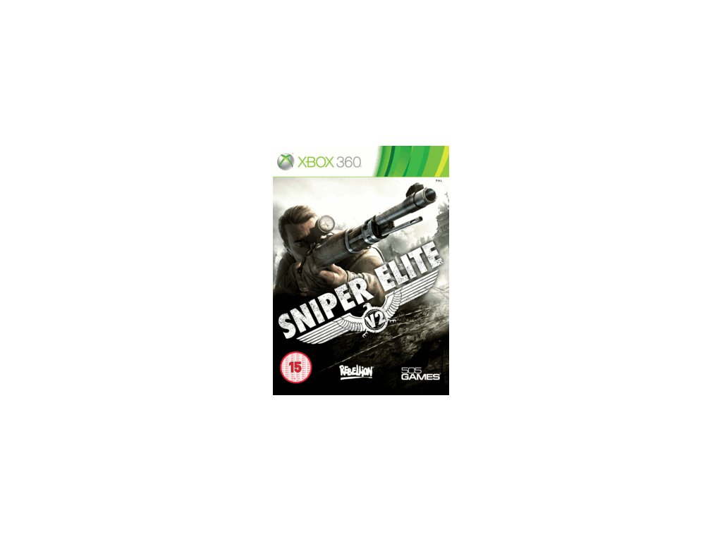 XBOX 360 Sniper Elite V2