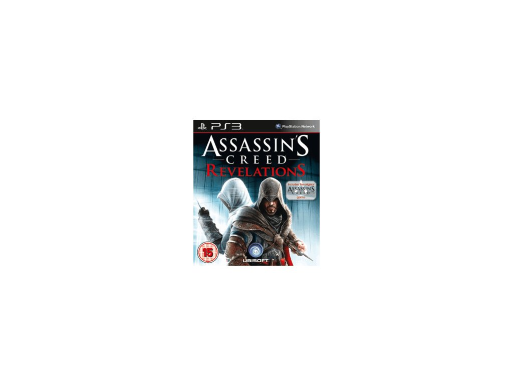 PS3 Assassins Creed: Revelations